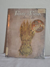 PRINCE OF PERSIA Collector's Edition Hard Cover book xbox  8X10 ART PRINT