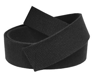 Replacement 1.5 inches Wide Military Canvas Web Belt with Multicolor Tip Pack