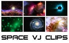 Lo spazio – VJ KIT – Mega Pack - 400+ Clip. 3d completo. di rendering video. la modifica di filmati.