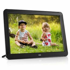 Digital Picture Frame - toberto 8 Inch Electronic Picture Frames 1920x1080...