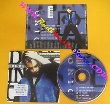 CD DINO The Way I Am 1993 Us EASTWEST RECORDS 7 92253-2 no lp mc dvd (CS9)