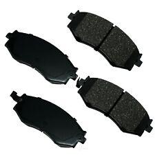 Disc Brake Pad Set-Rear Disc Front Akebono ACT485