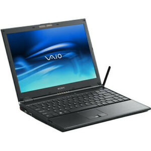 Sony VAIO VGN-SZ Series 13.3in. (160GB, 2GHz, 2GB) Notebook/Laptop