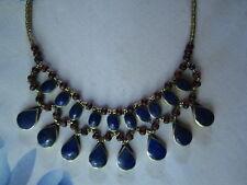 Lazuli Necklace Stunning Lapis