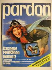 PARDON 1978 NR. 2 FEBRUAR - PARODIE - SATIRE