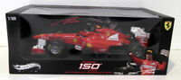 Hot Wheels 1/18 Scale Diecast - W1198 Ferrari 150 Italia 2011 Turkish GP Alonso