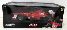 Hot Wheels 1/18 Scale Diecast - W1198 Ferrari 150 Italia 2011 Turkish GP Alonso