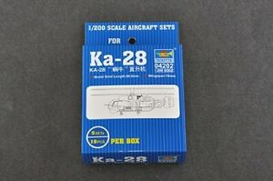 Trumpeter 1:200 KA28 Helix Plastic Model Kit 4202