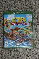 Crash Team Racing CTR Nitro Fueled ~ Xbox One Video Game