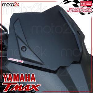 CUPOLINO SPOILER GEN-X SPORT NERO BISATINATO PER YAMAHA T-MAX TMAX 530