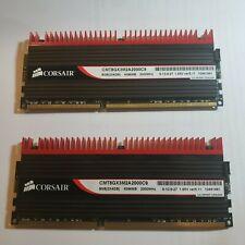 Corsair Dominator-GT DIMM DDR3 2000mhz 2x4GB RAM 8GB
