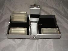 Folding Travel Jewellery Box ** GREAT BARGAIN * IDEAL GIFT **