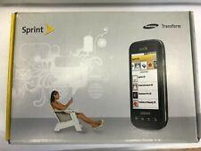 Samsung Transform SPH-M920 Black (Sprint) Smartphone