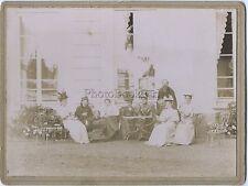 Noblesse et royautés France UK Vintage citrate ca 1890