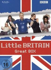 Little Britain - Great Box  [8 DVDs]