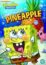 Spongebob Squarepants    Home Sweet Pineapple [DVD]    Brand new and sealed