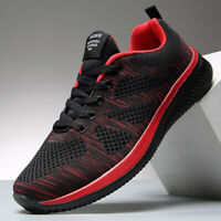 Mens Sneakers Running Athletic Shoes Breathable Fashion Casual Walking Sports