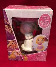 2x Disney Princess Rapunzel Paint Decorate Style Craft type Colour Ornement Poison