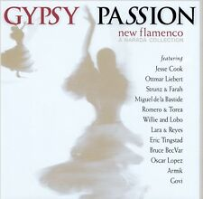 GYPSY PASSION - NEW FLAMENCO / CD - TOP-ZUSTAND