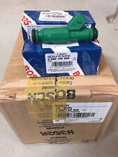 5x Genuine Bosch 42lb Green Giant Fuel Injectors 42 lb/hr Turbo Volvo 440cc T5
