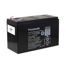 Panasonic Batería de Plomo-ácido Lc-r127r2pg1 12V 7 2ah/86wh Lead-acid negro