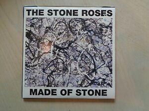 "Stone RosesMade of Stone- EU promo only 7"" (S4)"