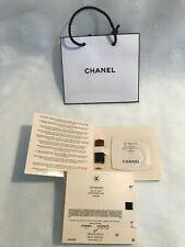 2x Chanel Les Beiges Eau De Teint Water Fresh Tint Medium Sample