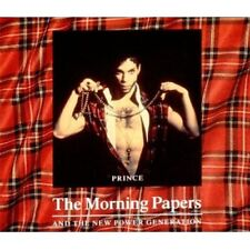 Prince Morning papers (1993, & The New Power Generation)  [Maxi-CD]