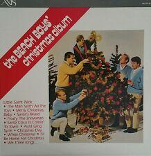 THE BEACH BOYS' Christmas Album Vinyl Lp Record Aus Press AX 701413 MINT