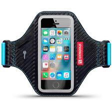 Étuis, housses et coques brassards iPhone SE pour téléphone mobile et assistant personnel (PDA) Apple