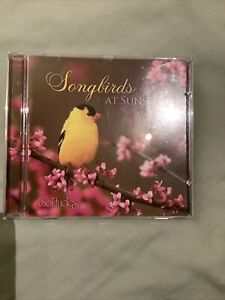 Solitudes - Songbirds at Sunset - Dan Gibson CD VGC