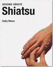Secrets of Shiatsu,Meeus, Cathy,Excellent Book mon0000093780