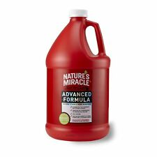 Natures Miracle Just for Cats Advanced Stain and Odor Formula 128oz Gallon