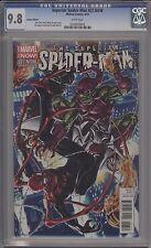 SUPERIOR SPIDER-MAN #27 - BROOKS LIMITED VARIANT - CGC 9.8 - 0228359006