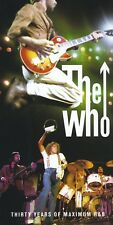"The WHO"" 30 years maximum R & B"" 4 CD NUOVO"