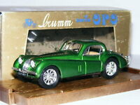 Brumm r105 1948 Jaguar XK120 Fixed Head Coupe Metallic Green 1/43