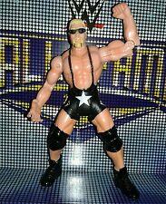 Scott Steiner (Black/White) - WCW Marvel ToyBiz - WWE Wrestling figure