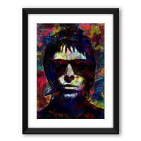 LIAM GALLAGHER BASED POSTER  A3 SIZE - 29.7 x 42.0cm