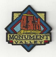 Monument Valley  Arizona Utah Souvenir Tourist Patch