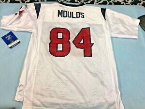 Reebok NFL On Field Houston Texans #84 Moulds YOUTH Jersey - Sz. L (14/16) - NWT