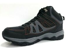 Ozark Trail Hiking Boots Shoes Mens Size 8 8.5 Black NEW