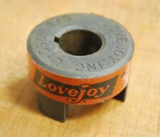 "LoveJoy L-090 .875 Coupling, 7/8"" Bore - USED"