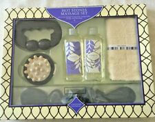 "Hot Stones Massage Set by Spa Cre8Tions ""Brand New*"