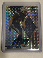 2020 Derwin James Jr. Kaleidoscope Silver Prizm Mosaic Los Angeles Chargers #115
