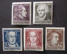 Literatur Goethe 200 Jahre SBZ 1949