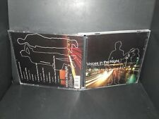 VOICES IN THE NIGHT A NOCTURNAL LIFE OF PRAYER CD - A168