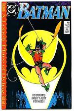BATMAN #442 - 1st Timothy Drake in Robin costume