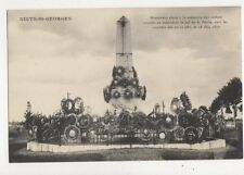 Nuits St Georges Monument Des Soldats 1870 France Vintage Postcard 709a