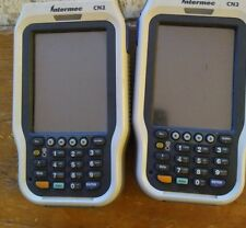 Intermec Cn2 Barcode Scanners Lot of 2