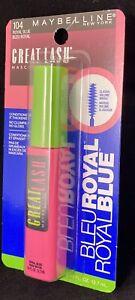 Maybelline Great Lash Mascara, Shade-104 Royal  Blue.